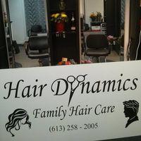 Hair Dynamics logo