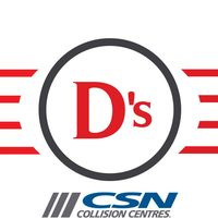 D's Collision Center Inc logo