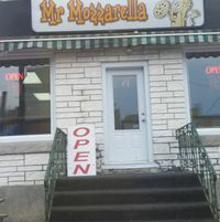 Mr Mozzarella logo