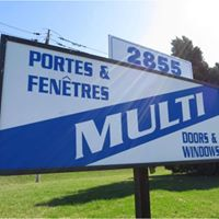 Multi Doors & Windows logo