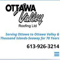 Ottawa Valley Roofing Ltd logo