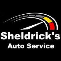 Sheldrick's Auto Service logo