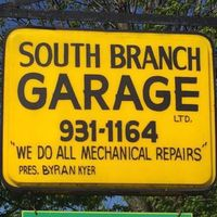 South Branch Garage Ltd logo