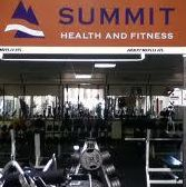 Summit Health & Fitness logo