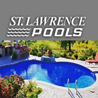 St Lawrence Pools logo