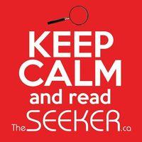The Seeker logo