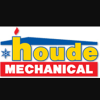 Houde Mechanical Heating & Cooling logo