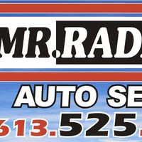 Mr Radiator logo