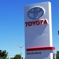 Hawkesbury Toyota logo