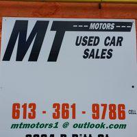 MT Motors logo