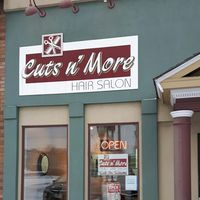 Cuts N' More logo