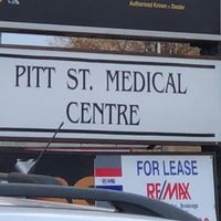 Pitt Street Medical Centre logo