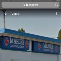 Maples Convenience Store logo