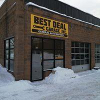 Best Deal Garage Inc logo