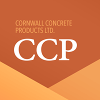 Cornwall Concrete Products logo