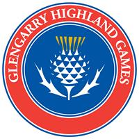 Glengarry Highland Games logo