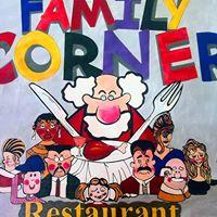 Family Corner Restaurant logo