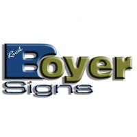 Boyer Signs logo