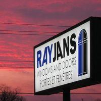 Rayjans Windows & Doors logo