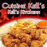 Kell's Kitchenn logo