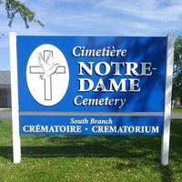 Notre Dame Cemetery & South Branch Crematorium logo
