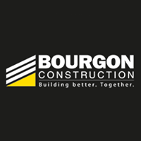 Bourgon Construction logo