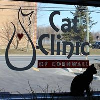 Cat Clinic Of Cornwall logo