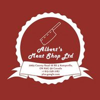 Albert's Meat Shop Ltd logo