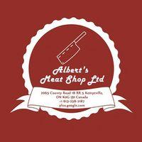 Albert's Meat Shop Ltd logo