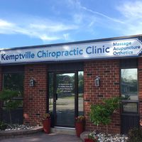 Kemptville Chiropractic Clinic logo