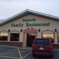 Kemptville Family Restaurant logo