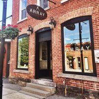 Array Hair Studio logo