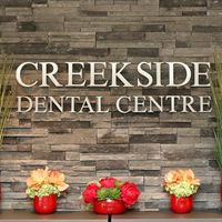 Creekside Dental Centre logo
