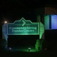 Community Living Dundas County logo
