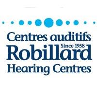 Robillard Hearing Centres logo
