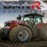 Dan R Equipment logo
