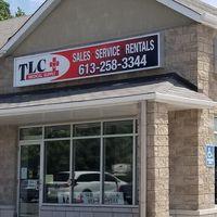 TLC Medical Supply logo