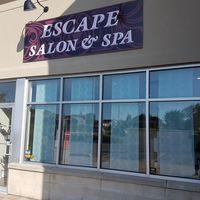 Escape Salon & Spa logo