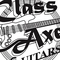 Class Axe Guitars logo