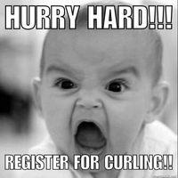 Winchester Curling Club logo