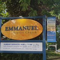 Emmanuel Baptist Church logo