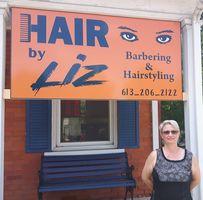Hair By Liz logo
