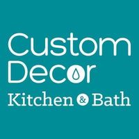 Custom Decor Kitchen & Bath logo