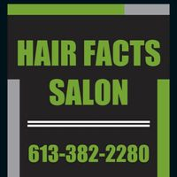 Hair Facts Salon logo