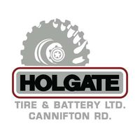 Holgate Tire & Battery Ltd logo