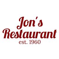 Jon's Restaurant logo