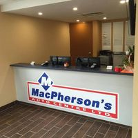 MacPherson's Auto Centre Ltd logo