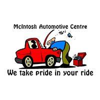 McIntosh Automotive Centre logo