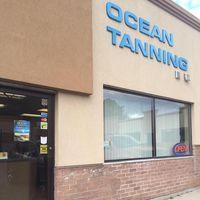 Ocean Tanning logo