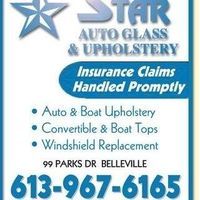 Star Auto Glass & Upholstery logo